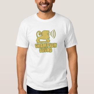 Champion Sound Lion Tshirts