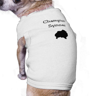 Champion Spinner Pomeranian T-Shirt