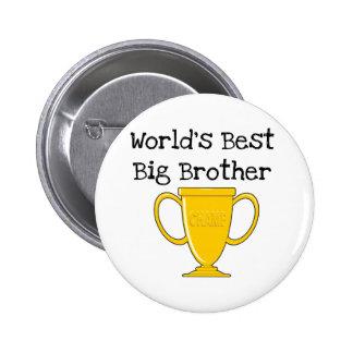 Champion World's Best Big Brother Button