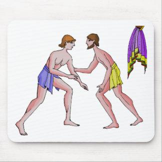 Champion wrestler 396 BC Mouse Pad