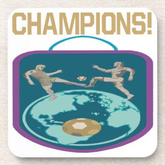 Champions Beverage Coasters