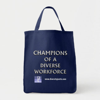 Champions of a Diverse Workforce Tote Bag