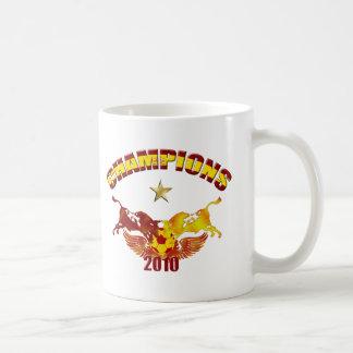 Champions toro Spanish bulls 2010 Coffee Mug