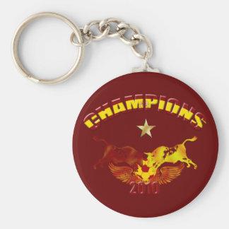 Champions toro Spanish bulls 2010 Key Chains
