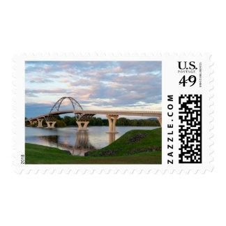 Champlain Bridge Postage