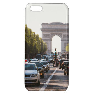 Champs Elysees and The Arc De Triomphe Case For iPhone 5C