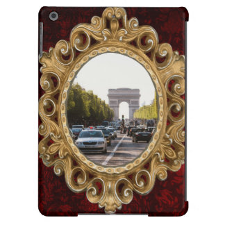 Champs Elysees and The Arc De Triomphe Cover For iPad Air