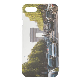 Champs Elysees and The Arc De Triomphe iPhone 7 Case