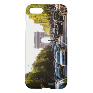 Champs Elysees and The Arc De Triomphe iPhone 8/7 Case