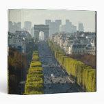 Champs ElysŽes Binders