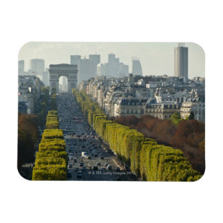 Champs ElysŽes Magnet