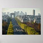 Champs ElysŽes Poster