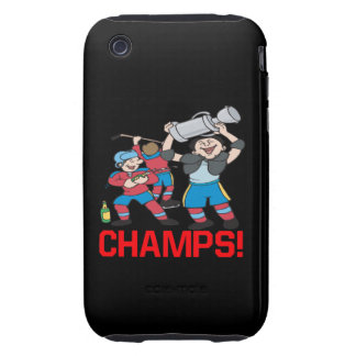 Champs iPhone 3 Tough Cover