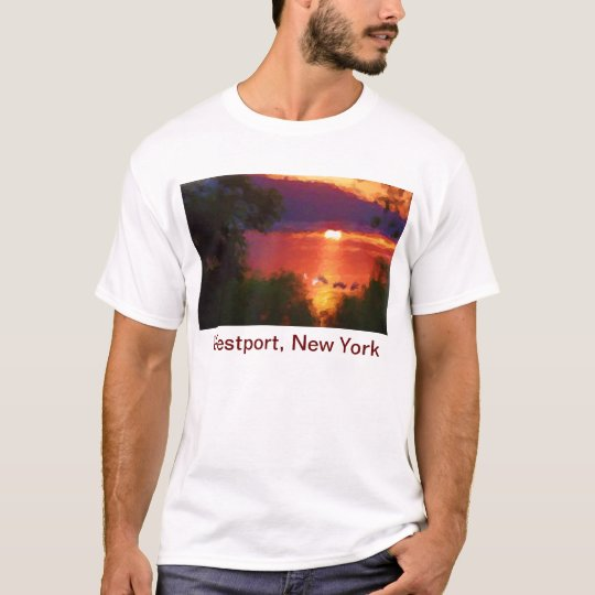 Champy sighted of Westport, New York T-Shirt