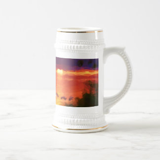 Champy, the Monster of Lake Champlain Beer Stein