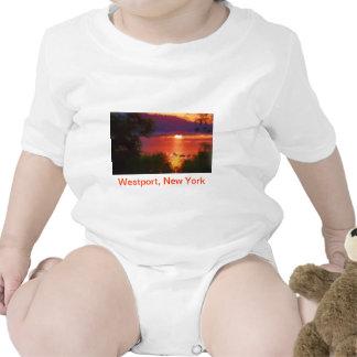 Champy, the Monster of Lake Champlain T Shirt