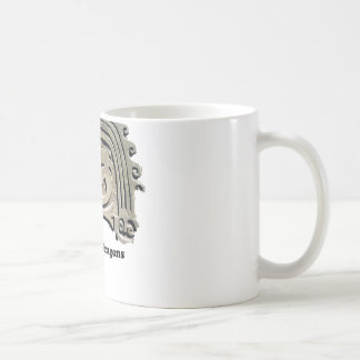 Chan Chan Dragons Coffee Mugs