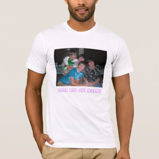 , CHAn LEE JET NoRRIs T-Shirt