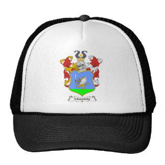 Chanady Family Hungarian Coat of Arms Trucker Hat