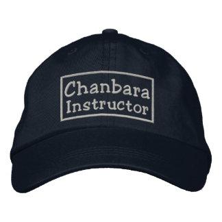 Chanbara Instructor Embroidered Baseball Cap