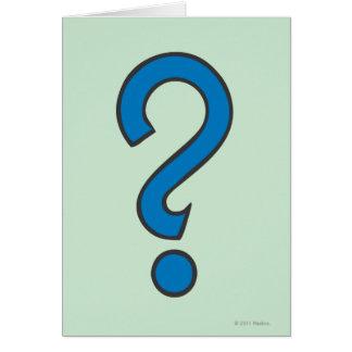 Chance - Blue Card