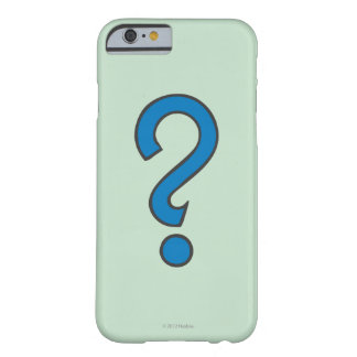 Chance - Blue Barely There iPhone 6 Case