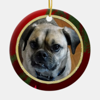 Chance Christmas Ornament