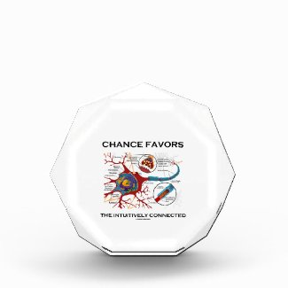 Chance Favors The Intuitively Connected (Neuron) Award