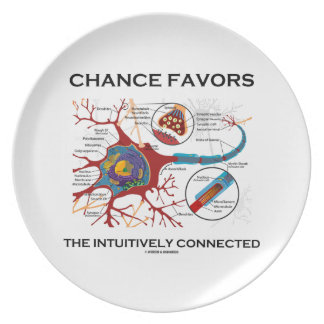 Chance Favors The Intuitively Connected (Neuron) Plate