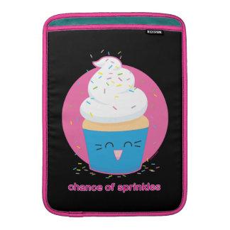 Chance of Sprinkles MacBook Sleeve