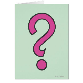 Chance - Pink Card