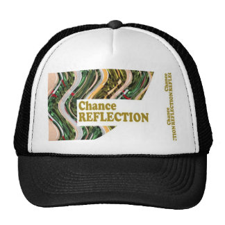 CHANCE REFLECTION : Words Impact ALL SHARE JOY Trucker Hat