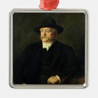 Chancellor Otto von Bismarck , 1849 Metal Ornament