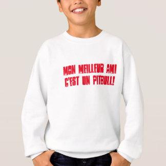 Chandail a Manche Longue pour enfants Sweatshirt