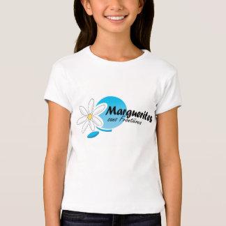 Chandail Jeune Fille, Marguerites Sans Frontières T-Shirt