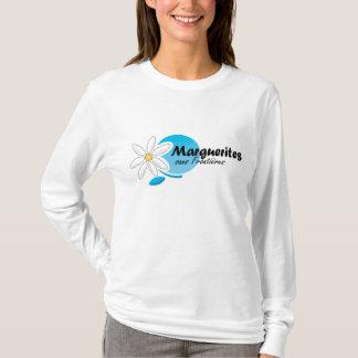 Chandail manche longue Marguerites sans frontieres T-Shirt