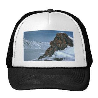 Chandalar River in winter Trucker Hat
