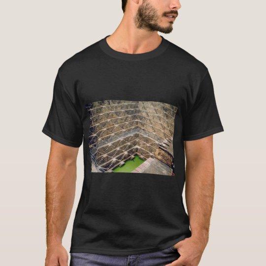 chandbaori  chandbaori  chand baori stepwell  abha T-Shirt
