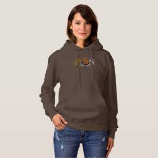 Chandelier Couture (TM) - PLUS SIZE Hoodie