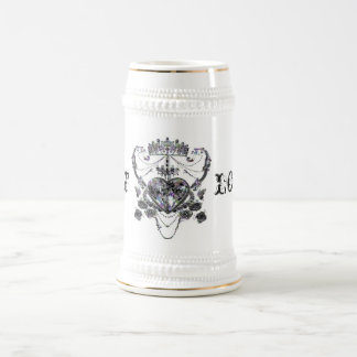 Chandelier crown CLUT, LOLITA magnetic cup