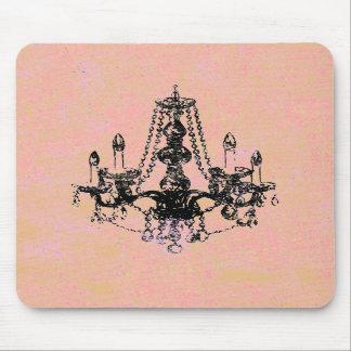Chandelier Elegance ~ Mousepad