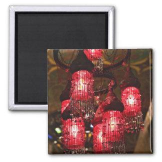 Chandelier for sale, Khan el Khalili Bazaar, 2 Inch Square Magnet