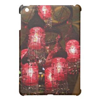 Chandelier for sale, Khan el Khalili Bazaar, iPad Mini Cover