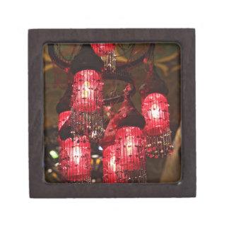 Chandelier for sale, Khan el Khalili Bazaar, Keepsake Box
