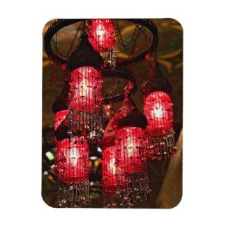 Chandelier for sale, Khan el Khalili Bazaar, Rectangular Photo Magnet