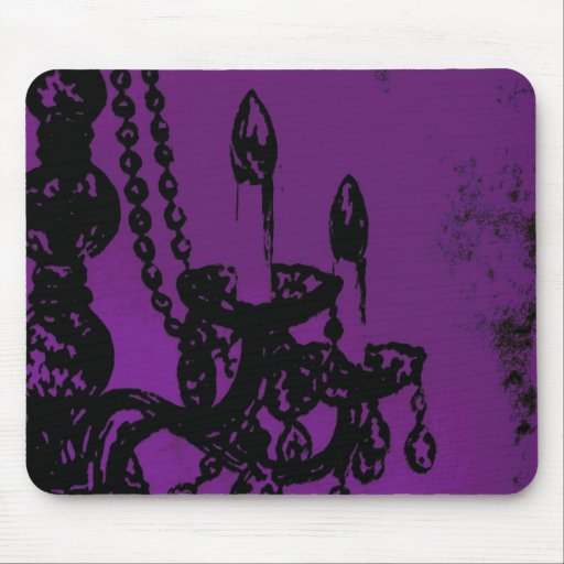 Chandelier Glamour ~ Mousepad