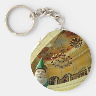 Chandelier Gnome Keychain