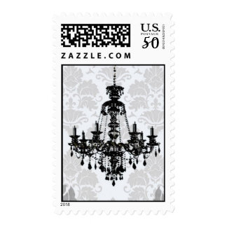 Chandelier<Gray> Postage