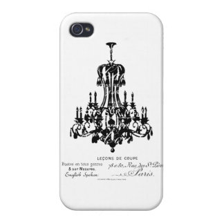 Chandelier iPhone 4 Cover
