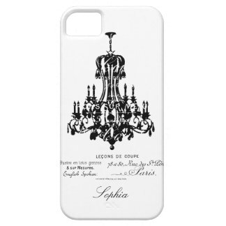 Chandelier iPhone 5 Case-Mate Barely There Case